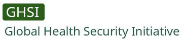 Global Health Security Initiative Logo